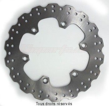 Product image: Sifam - DIS1036W - Brake Disc Honda Ø276x166x144,1  Mounting holes 6xØ10,5 Disk Thickness 4