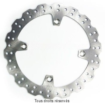 Product image: Sifam - DIS1050W - Brake Disc Honda Ø276x166x144,2  Mounting holes 4xØ10,5 Disk Thickness 5