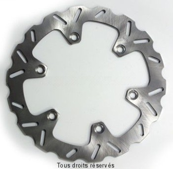 Product image: Sifam - DIS1054W - Brake Disc Honda Ø276x166x144,1  Mounting holes 6xØ10,5 Disk Thickness 4