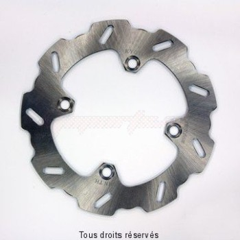 Product image: Sifam - DIS1055W - Brake Disc Honda Ø220x125x105,5  Mounting holes 4xØ10,5 Disk Thickness 5