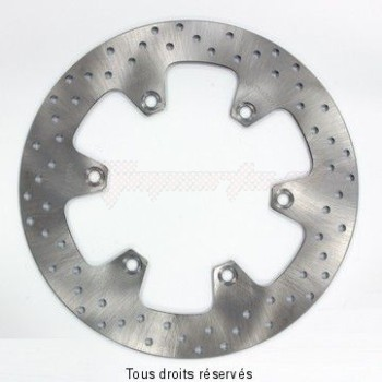 Product image: Sifam - DIS1056 - Brake Disc Honda Ø296x166x144  Mounting holes 6xØ10,5 Disk Thickness 5