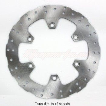 Product image: Sifam - DIS1056W - Brake Disc Honda Ø296x166x144  Mounting holes 6xØ10,5 Disk Thickness 5