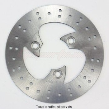 Product image: Sifam - DIS1067 - Brake Disc Yamaha  Ø190x79,5x58,2  Mounting holes 3xØ10,5 Disk Thickness 4
