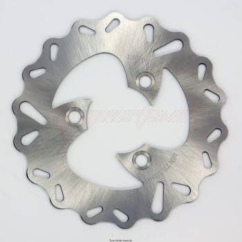 Product image: Sifam - DIS1067W - Brake Disc Yamaha Ø190x79,5x58,2  Mounting holes 3xØ10,5 Disk Thickness 4