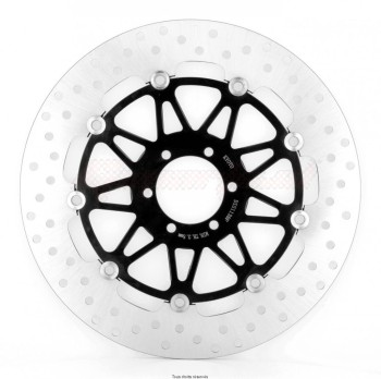 Product image: Sifam - DIS1138F - Brake Disc Yamaha Ø320x80x64  Mounting holes 6xØ8,5 Disk Thickness 4  ET-Offset 10