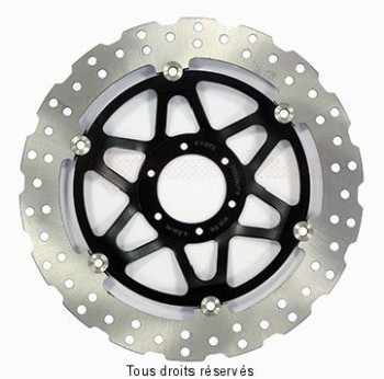 Product image: Sifam - DIS1161FW - Brake Disc Honda  Ø310x78x62   Mounting holes 6xØ6,5 Disk Thickness 5