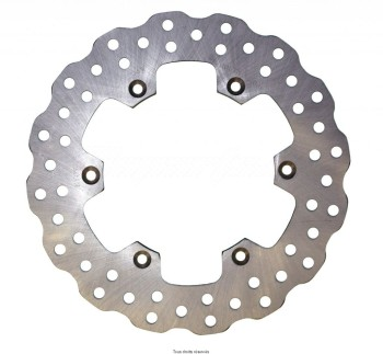 Product image: Sifam - DIS1204W - Brake Disc Yamaha Ø220x133x115  Mounting holes 6xØ6,5 Disk Thickness 4,5