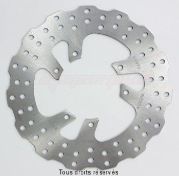 Product image: Sifam - DIS1211W - Brake Disc Yamaha  Ø230x102x86  Mounting holes 6xØ6,5 Disk Thickness 3,5