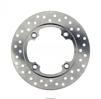 Product image: Sifam - DIS1267 - Brake Disc Honda  Ø220x125x105  Mounting holes 4xØ10,5 Disk Thickness 4