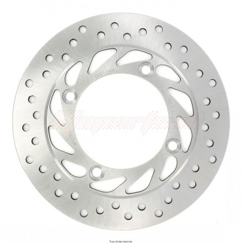 Product image: Sifam - DIS1268 - Brake Disc Honda Ø240x125x105  Mounting holes 4xØ10,5 Disk Thickness 4