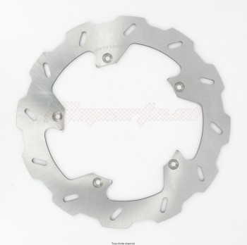 Product image: Sifam - DIS1293W - Brake Disc Aprilia Ø280x171.5x155  Mounting holes 5xØ6,5 Disk Thickness 4