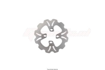 Product image: Sifam - DIS1295W - Brake Disc Mbk Ø180x66x48  Mounting holes 4xØ10,5 Disk Thickness 4
