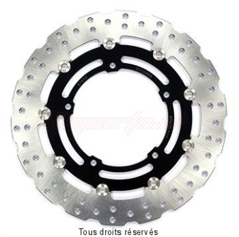 Product image: Sifam - DIS1330FW - Brake Disc Yamaha Ø310x150x132  Mounting holes 5xØ8,5 Disk Thickness 5