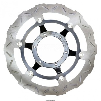 Product image: Sifam - DIS1331FW - Brake Disc Honda Ø320x110x94  Mounting holes 6Ø6,5  Disk Thickness 4,5 ET-Offset 15