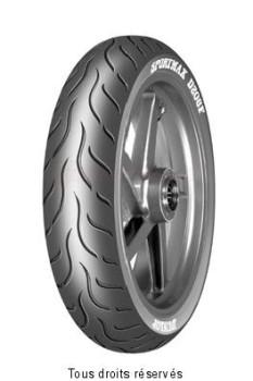 Product image: Dunlop - DUN622344 - Tyre   120/70 ZR 19 SPORTMAX  D208F 60W TL Front