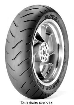 Product image: Dunlop - DUN624261 - Tyres street - custom 180x60 R 16.   Rear  ,   Brand : Dunlop,  Description :180x60 R 16,  ELITE 3,  80H TL AR,  .   Banden straat - custom 180x60 R 16
