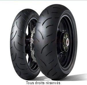 Product image: Dunlop - DUN627787 - Tyre   190/55 ZR 17 SPORTMAX QUALIFIER 2 75W TL SPMAX QUAL II (F)