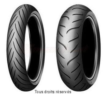 Product image: Dunlop - DUN629740 - Tyre   120/60-17 55W TL SPORTMAX ROADSMART 2