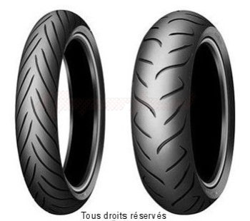 Product image: Dunlop - DUN629744 - Tyre   160/60-17 69W TL SPORTMAX ROADSMART 2