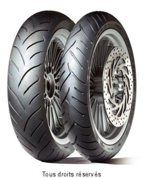 Product image: Dunlop - DUN630035 - Tyre   140/60-13 57P TL SCOOTSMART SCOOTSMART