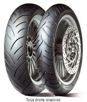 Product image: Dunlop - DUN630039 - Tyre   120/80-14 58S TL SCOOTSMART SCOOTSMART 58S TL