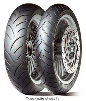Product image: Dunlop - DUN630051 - Tyre   140/60-14 64S TL SCOOTSMART SCOOTSMART 64S TL