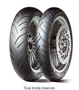 Product image: Dunlop - DUN630957 - Tyre   130/90-10 61L TL SCOOTSMART SCOOTSMART 61L TL