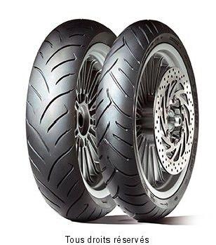 Product image: Dunlop - DUN630958 - Tyre   3.00-10 42J TL SCOOTSMART SCOOTSMART 42J TL