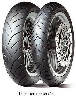 Product image: Dunlop - DUN630968 - Tyre   120/70-12 58P TL SCOOTSMART SCOOTSMART AV/Rear