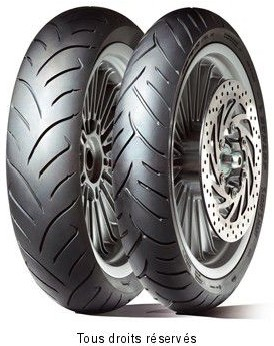 Product image: Dunlop - DUN630969 - Tyre   130/70-12 56P TL SCOOTSMART SCOOTSMART