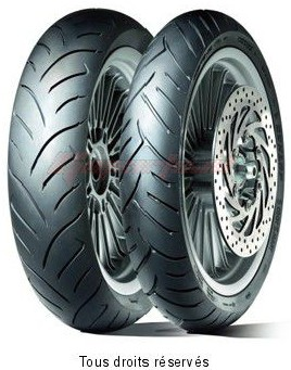 Product image: Dunlop - DUN630970 - Tyre   130/70-12 62S TL SCOOTSMART SCOOTSMART 62S TL  0