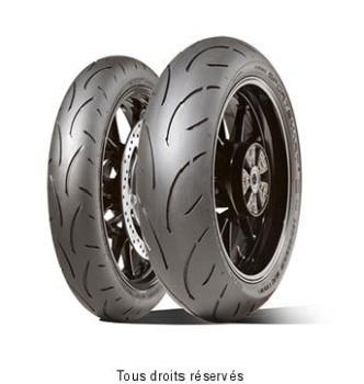 Product image: Dunlop - DUN631993 - 160/60 ZR 17 69W TL SPORTMAX SPORTSMART 2