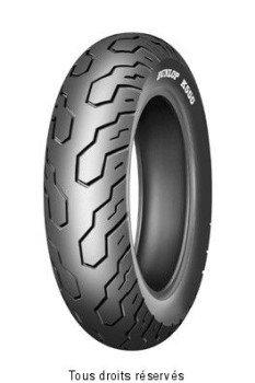 Product image: Dunlop - DUN650737 - Tyre   140/80 - 15 K555 67H TL Rear