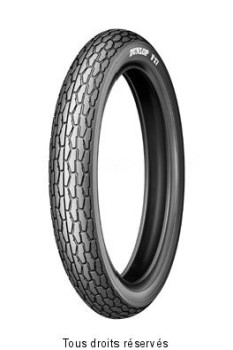 Product image: Dunlop - DUN650993 - Tyre   100/90 - 17 F17 55S TL Front