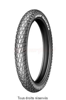 Product image: Dunlop - DUN651044 - Tyre   100/90 - 19 TRAILMAX 57T TT Front