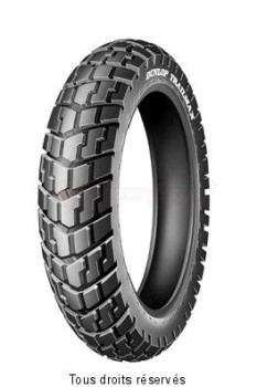 Product image: Dunlop - DUN651054 - Tyre   130/80 - 17 TRAILMAX 65T TL Rear
