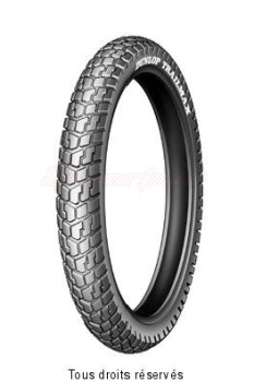 Product image: Dunlop - DUN651073 - Tyres enduro - cross 90x90 - 21.   Front  ,   Brand : Dunlop  Category : Cross enduro tyre  Quality : Divers  90x90 - 21 trailmax 54s tt av.  Banden enduro - cross 90x90 - 21