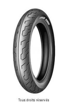 Product image: Dunlop - DUN651111 - Tyre   120/80 - 17 K555F 61V TL Front