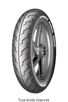 Product image: Dunlop - DUN657216 - Tyre   180/55 ZR 18 SPORTMAX  D207 74W TL Rear