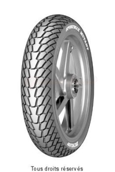 Product image: Dunlop - DUN669308 - Tyre   150/60 ZR 17 SPORTMAX MUTANT 66W TL Rear