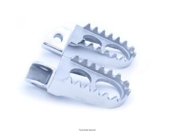 Product image: Kyoto - FOO1005 - Footrest Steel Yamaha/Honda Yz/Wr/Yz-f/Wr-f 97-07  Cr 125/250/500 95-01