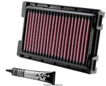 Product image: K&N - HA-2511 - Air Filter K&N Honda CBR250R / CBR300R