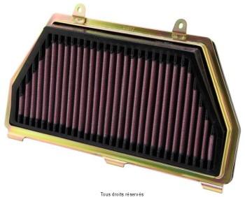 Product image: K&N - HA-6007 - Air Filter K&N Honda CBR600RR
