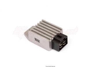 Product image: Kyoto - IND122 - Voltage Regulator Kymco 12V/8A - 4 connectors