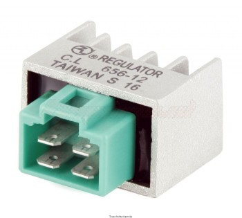 Product image: Kyoto - IND173 - Voltage Regulator MBK-Yamaha 12V - Three-phase 4 connectors