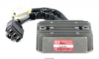Product image: Kyoto - IND179 - Voltage Regulator Honda SH  12V - Three-phase 6 connectorss SH 125 / 150