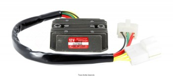 Product image: Kyoto - IND190 - Voltage Regulator Honda 954 RR 12V - Three-phase 8 connectors