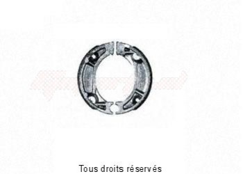 Product image: Sifam - KB150 - Brake Shoes Ø94 X L 20mm