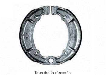 Product image: Sifam - KB227 - Brake Shoes Ø179 X L 40mm