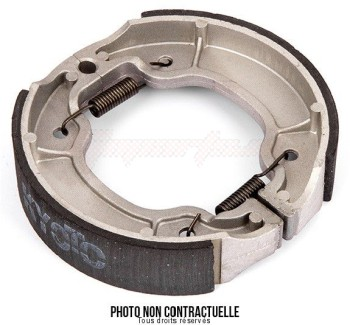 Product image: Sifam - KB330 - Brake Shoes Ø109.5 X L 22mm